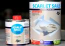 Эмаль силикон-эпоксидная противообрастающая Scarlet Sails (для яхт)