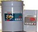 Эмаль антикоррозионная силикон-эпоксидная EP25-SIL